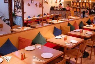 Andalucia tapas restaurant London