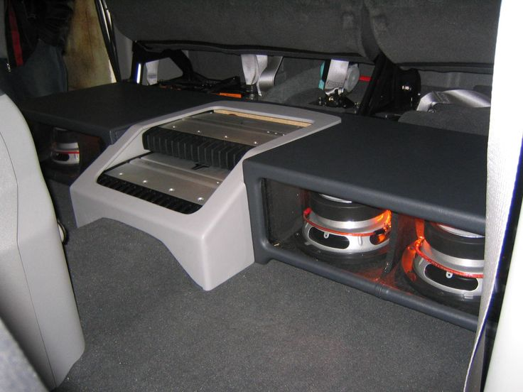 Pictures Of Best Truck Audio Systems