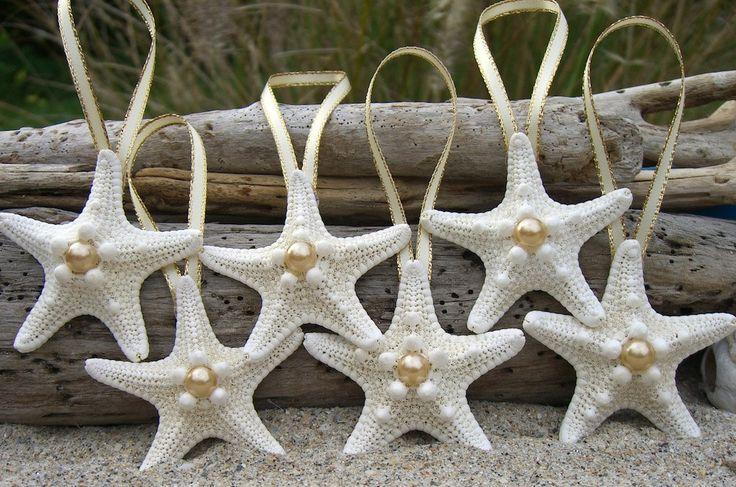 Wedding Favors,Starfish Decorations,Beach Wedding Favors,Bridal Shower Favor,Wedding Ornaments,Christmas Ornaments,Party Favors,Beach Bride,