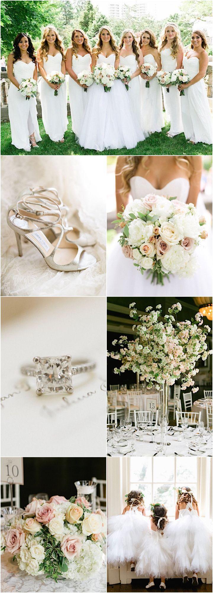 Featured Photography: Corina V. Photography; elegant wedding reception and fashion details