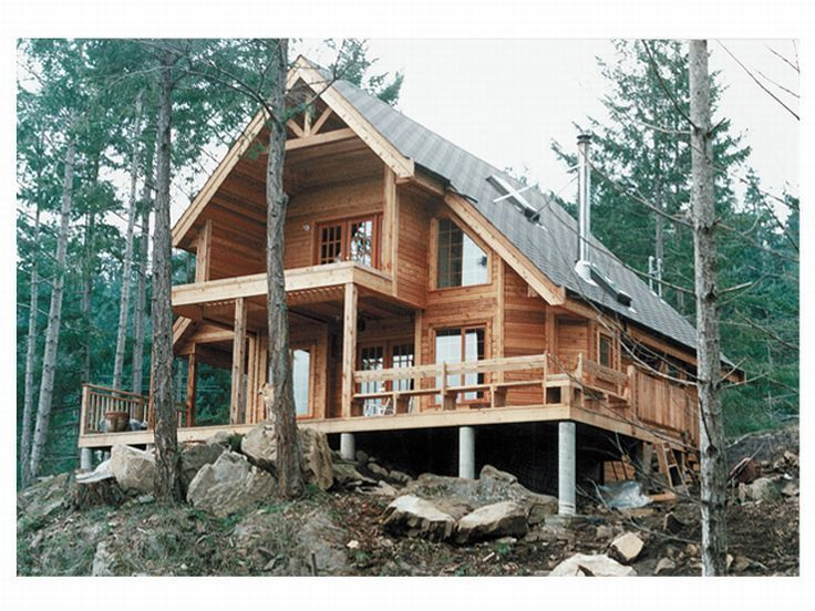 85 best mountain house plans images on pinterest