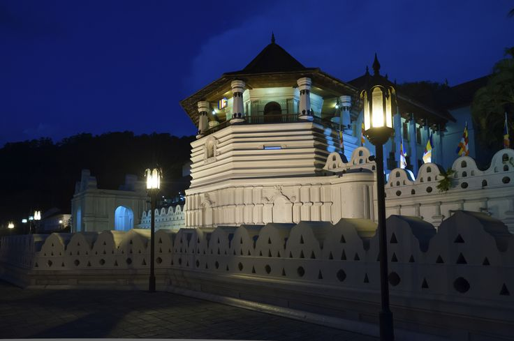 The Sacred Tooth Relic (Dālada) of the Buddha is the most venerated object of worship for Buddhists. Its present house, the Temple of the Tooth Relic (Dālada Māligāwa) in Kandy, Sri Lanka is considered the foremost sacred place of worship in the Buddhist world.