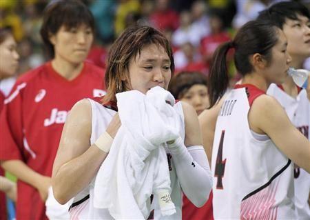 快挙! 日本、世界2位の豪州に惜敗も決勝T進出決定/バスケット(2)