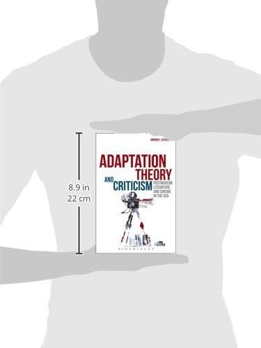 Adaptation Theory and Criticism: Postmodern Literature and Cinema in the USA