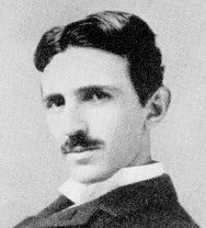 Nikola Tesla, (1856-1943) The Man Who Lit the World.   Nikola Tesla symbolizes a unifying force and inspiration for all nations in the name of peace and science. He was a true visionary far ahead of his contemporaries in the field of scientific development.