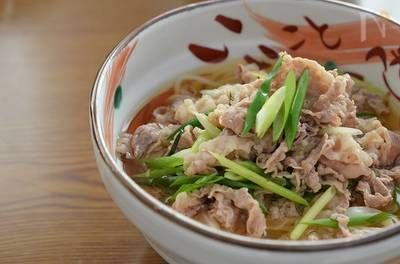 冷凍うどんで旨い!関西風肉うどん by 調理師/料理家 槙 かおる | レシピサイト「Nadia | ナディア」プロの料理を無料で検索