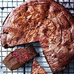 Recette du gâteau moelleux chocolat, framboises, piment d'Espelette de Pierre Hermé | Pearltrees