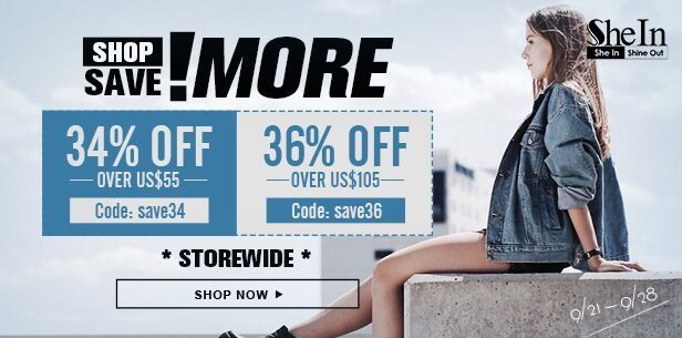 Beauty, Fashion & Lifestyle: Shop more, save more!