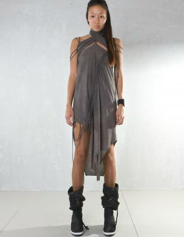 Seriously Ruined: DEMOBAZA // Clothing  Label is awesome reminds me of Gillian