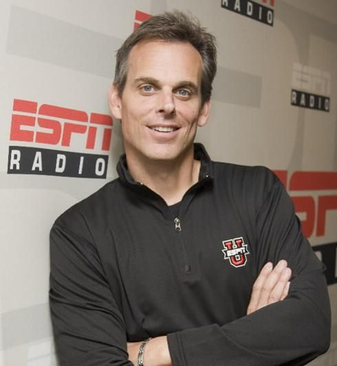 Colin Cowherd is my favorite personality at ESPN. He is not afraid to have an unpopular opinion and shed light on the topics that most people tend to shy away. He also comes from a small town next to a major urban community, so I find a personal connection there as well.