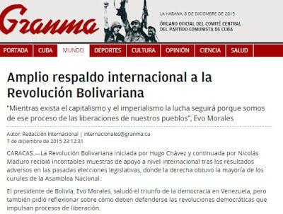 Open Cuba: El «idioma feliz» del «mundo diferente» de Granma   Adribosch's Blog