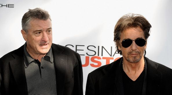Robert De Niro and Al Pacino Photo - Righteous Kill - Photocall