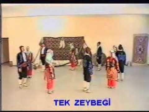 Burdur Halk Oyunları Kadın Erkek Toplu Oynanışı - YouTube
