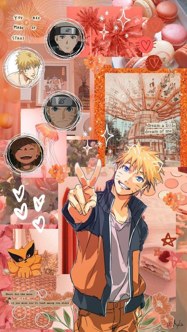 Wallpaper Naruto Cute Anime Wallpaper Naruto Wallpaper Orange Wallpaper