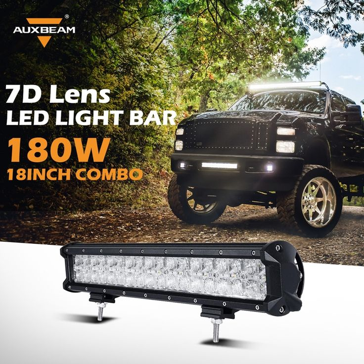 109.80$  Watch now - http://alif2q.worldwells.pw/go.php?t=32735117847 - Auxbeam 18inch 7D Staight Led Light Bar CREE Chips OffRoad Driving Led Bar for Car SUV Pick-Up ATV RZR Truck Combo Work Light 109.80$