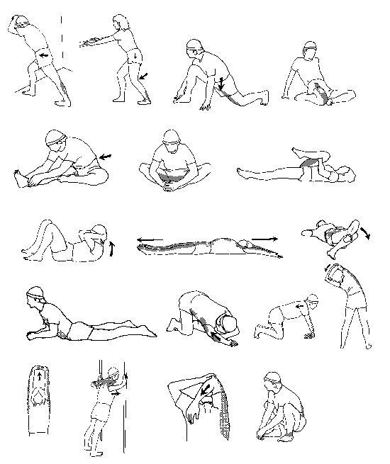 Упражнения в картинках автор своих результатах