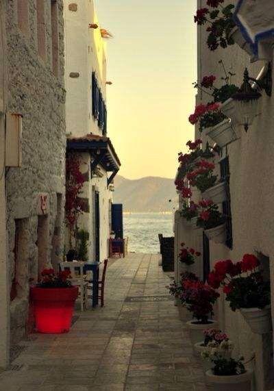 Pretty village ; Bodrum