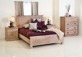 Chresthill 4 Piece Tall Chest King Bedroom Suite | Super A-Mart