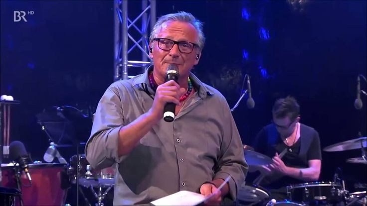 Konstantin Wecker - Novalis - Songs an einem Sommerabend 2015 -  Respott...