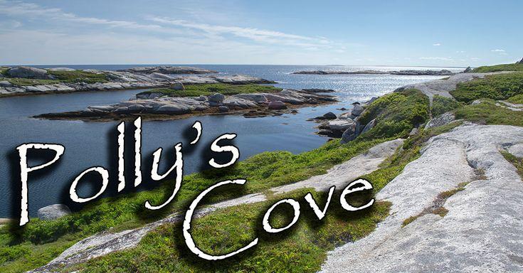 Polly's Cove Hiking - Nova Scotia   Halifax Trails