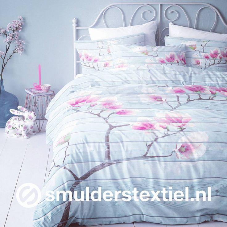 #cinderella #jill #dekbedovertrek #bloesem #lente #beddengoed #zomer #slaapkamer #dromen #slapen #interieur #wonen #inspiratie #home