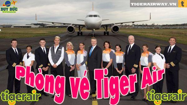 Phòng vé Tiger Air quận Phú Nhuận