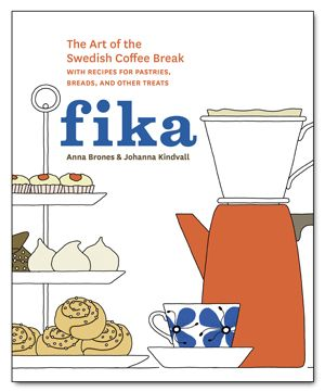 An illustrated lifestyle cookbook on the Swedish tradition of fika–a twice-daily coffee break–including recipes for traditional baked goods, information and anecdotes about Swedish coffee culture, and the roots and modern incarnations of this cherished custom.