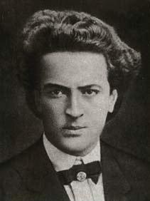 Ο Άγγελος Σικελιανός νέος. Διαπρεπής ποιητής και ιδρυτής των Δελφικών εορτών. (1884-1952).