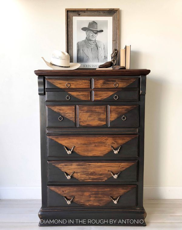 Industrial Rustic Farmhouse Chest Of Drawers Tall Dresser For Sale In Westfield Vintage Industrial Furniture Industrial Furniture Industrial Design Furniture