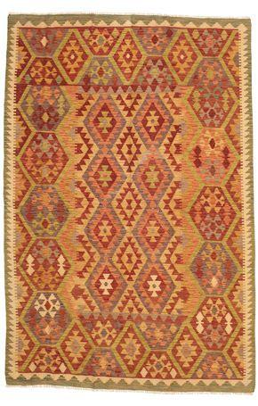 Kilim Afgán Old style szőnyeg 165x243