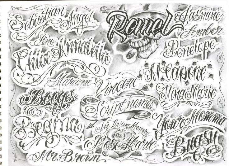 Tato Art Styles: Inspiration, Drawings, Flash Etc