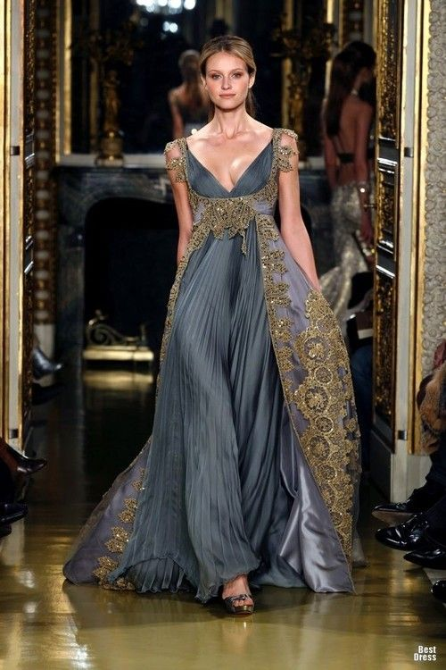 Style of Westeros - Margaery Tyrell - Zuhair Murad Haute Couture...