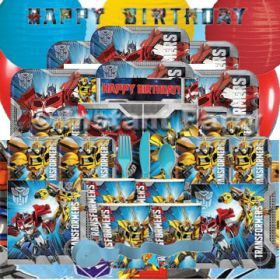 Transformers Prestige Party Pack