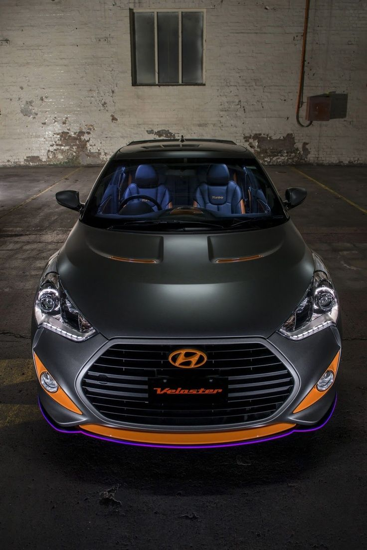 Hyundai debuts veloster street concept at 2012 australian motor show carscoop