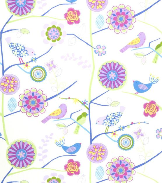 Home Decor Print Fabric-Eaton Square Draw Petal & Print Fabric at Joann.com