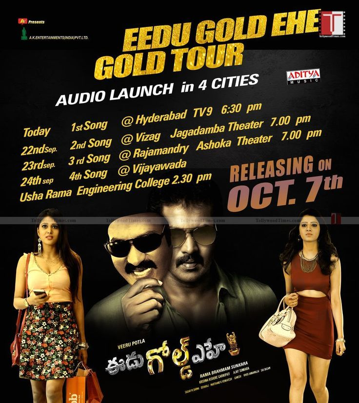 EeduGoldEhe Movie Tour From Today:-http://www.tollywoodtimes.com/en/photo-gallery/fullphoto/bbh1e8keyb/249626