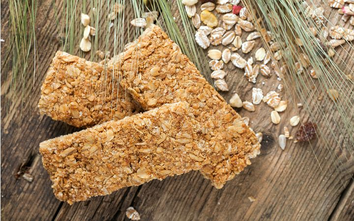 Keten Tohumlu Protein Bar Tarifi