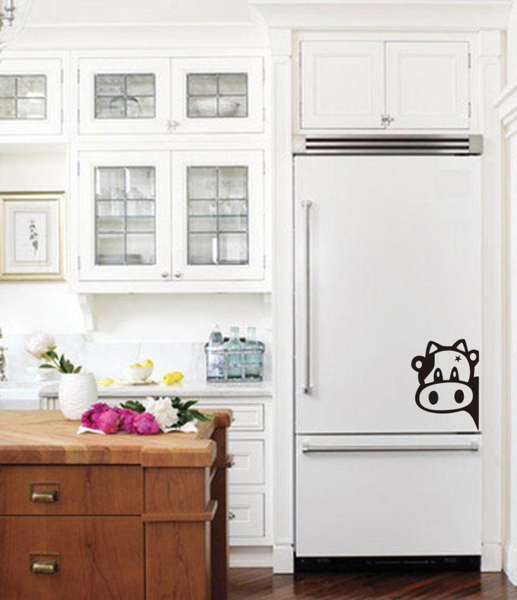 Die besten 25+ Kühlschrank schmal Ideen auf Pinterest Kleine - küche mit side by side kühlschrank