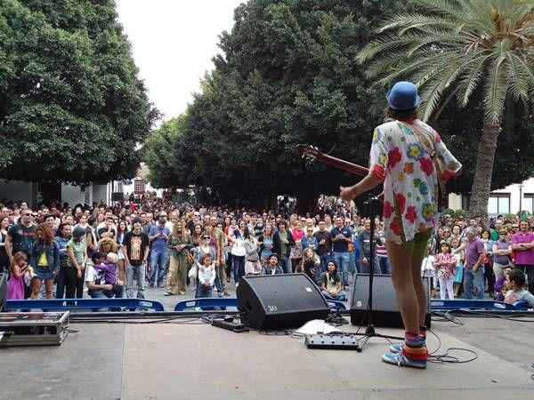 """El octavo aniversario de """"Contigo Almediodía"""" lleva la música a varios rincones del municipio   DAlapalma"""