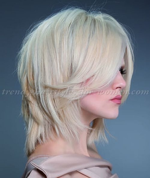 30 Funky Hairstyles For Medium Length Hair Hairstyles Ideas