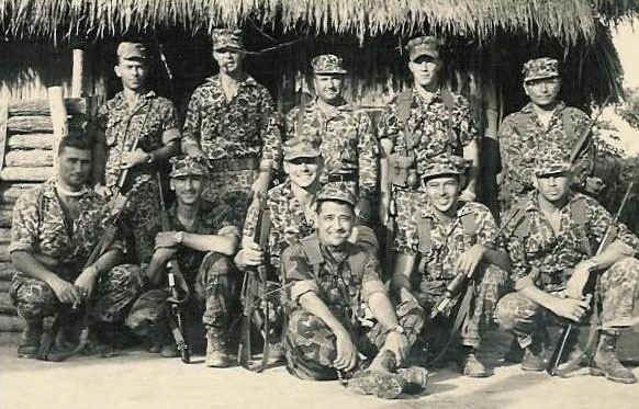 Special force group special forces and vietnam on pinterest