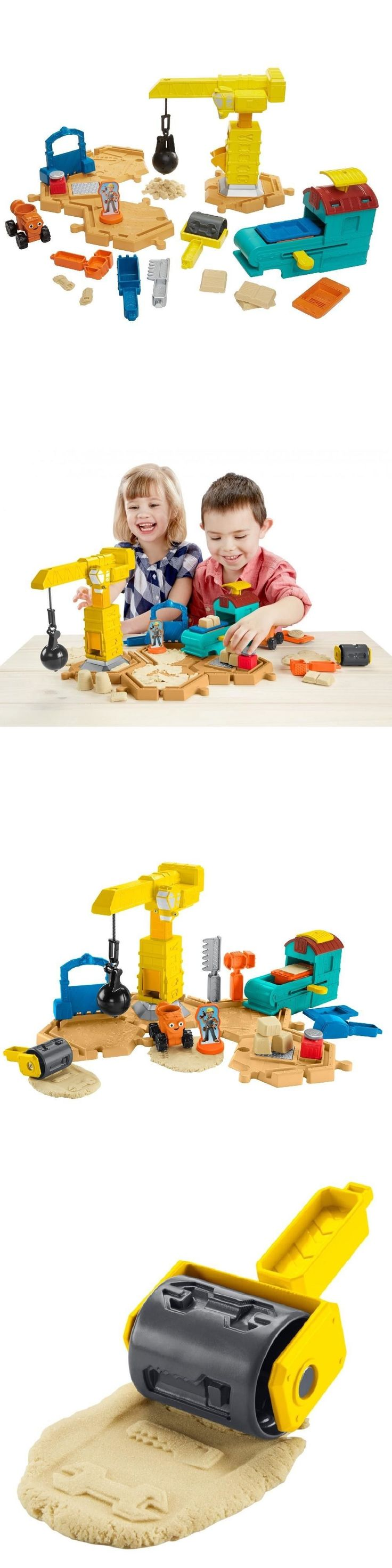Bob the builder live online dvd rental - Bob The Builder 20902 Mash Mold Construction Site 5 Different Tools Easy Use Move Bob