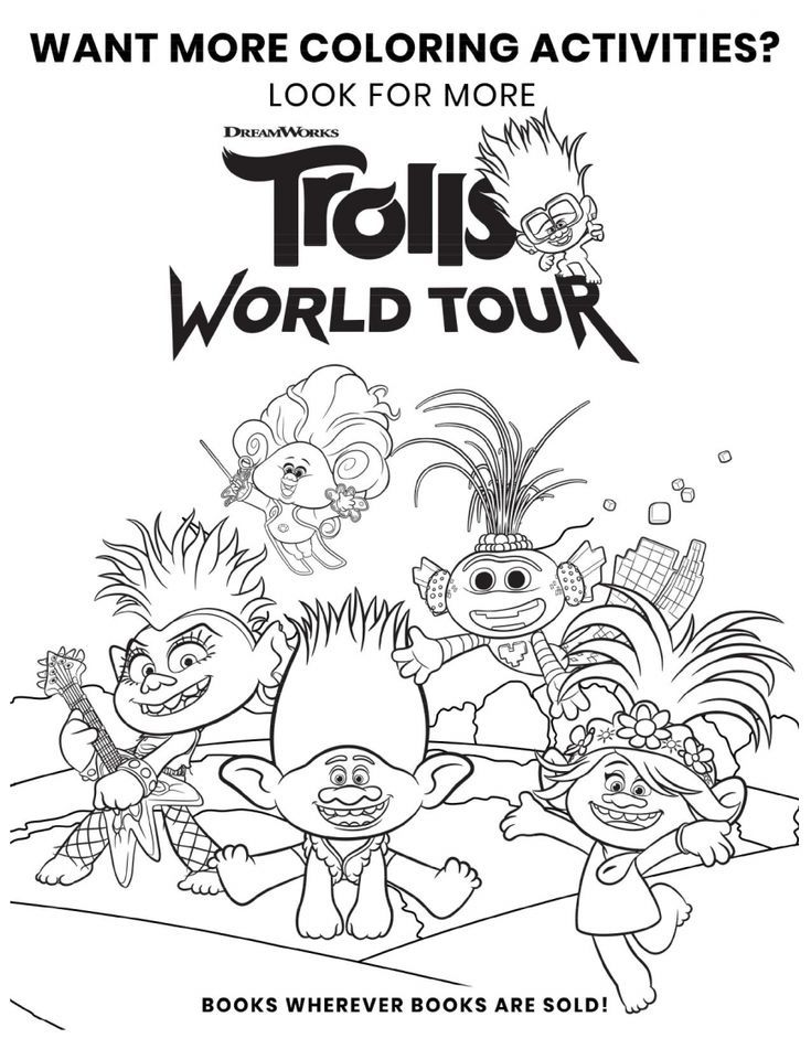 Trolls Coloring Pages Poppy Coloring Pages Paw Patrol Coloring Coloring Books