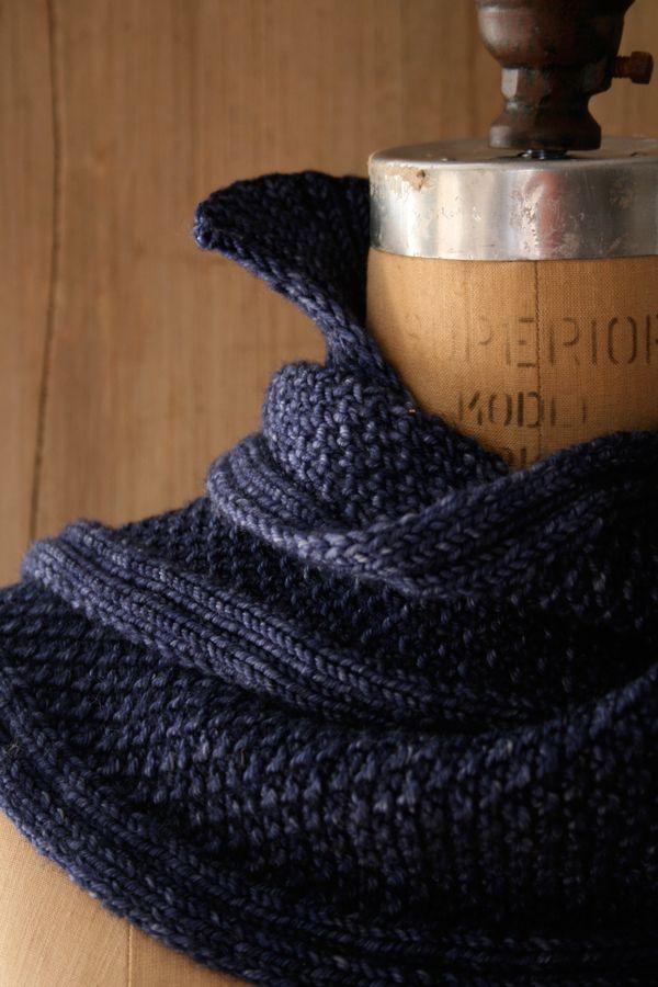 Sweater Shawl - the purl bee. Free pattern, love it!