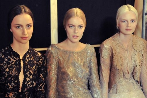 Hardwick by Mariana Hardwick Spring/Summer 2012/13 collection.