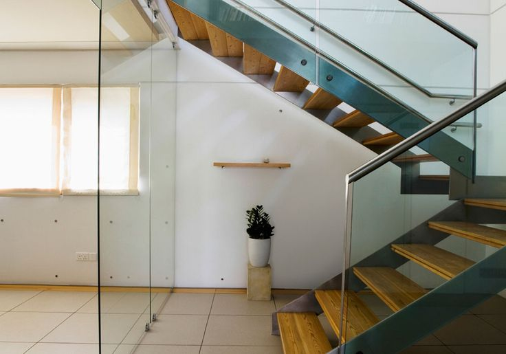 contemporary domestic staircases - Google Search