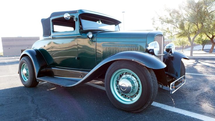 Old School Speed: 1930 Ford Hot Rod - http://barnfinds.com/old-school-speed-1930-ford-hot-rod/