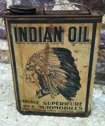 """Résultat de recherche d'images pour """"bidon d'huile indian oil"""""""