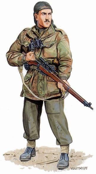 Sergeant Harold A. Marshall, The Calgary Highlanders, Belgium, 6 October 1944