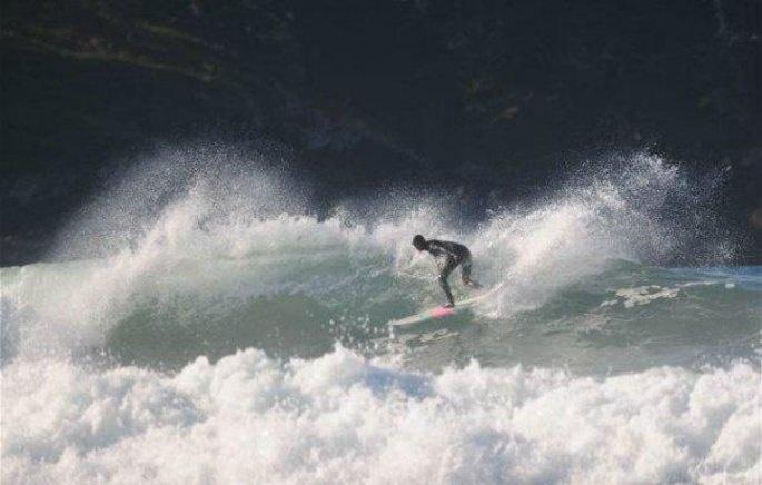 Tofino is Canada's surf mecca.